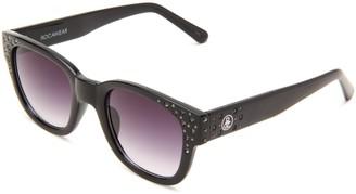 Rocawear Women's R3009 OX Round Sunglasses