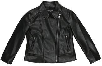 MonnaLisa x Olive Oyl faux leather jacket