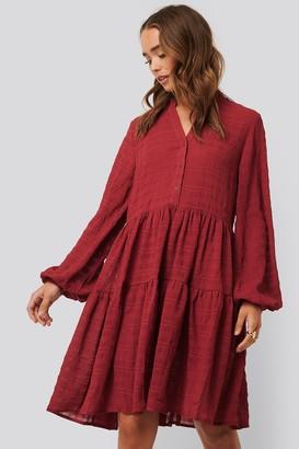 NA-KD Structure A-Line Dress