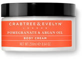Crabtree & Evelyn NEW Pomegranate & Argan Oil Body Cream 250ml