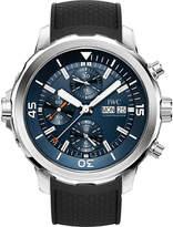 IWC IW376805 aquatimer cousteau watch