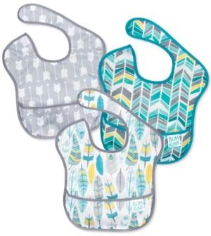 Bumkins 3-Pk. SuperBib Waterproof Baby Bibs