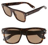 Givenchy Men's '7011/s' 55Mm Sunglasses - Black