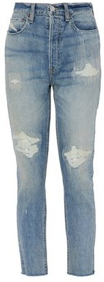 RE/DONE Denim trousers