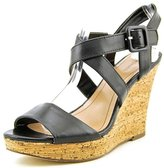 Style&Co. Style & Co Allexus Women US 8 Open Toe Wedge Heel