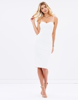 Adianna Dress - White