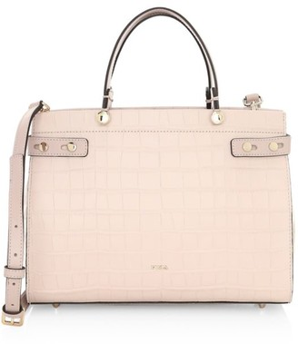 Furla Medium Lady Leather Tote
