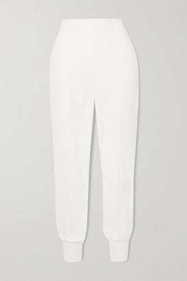 Stella McCartney + Net Sustain Julia Cady Track Pants - White