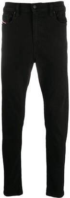 Diesel Zip-Pocket Skinny Jeans