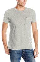 Tommy Hilfiger Men's Organic Cotton Short Sleeve Pocket T-Shirt