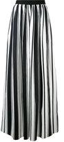 Blugirl striped maxi skirt - women - Cotton/Polyester/Spandex/Elastane - 40