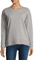 Joe's Jeans Leira High-Low Sweatshirt