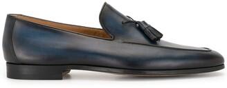 Magnanni Tasselled Leather Loafers