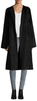 Helmut Lang Alpaca Wool Shaggy Fur Coat