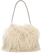 Tory Burch Sawyer fur shoulder bag