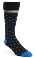 Paul Smith Men's Signature Polka Dot Socks