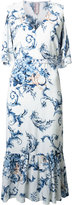 Antonio Marras dropped waist dress - women - Polyester/Spandex/Elastane/Viscose - 40