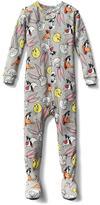 babyGap | Looney Tunes sleep footed one-piece