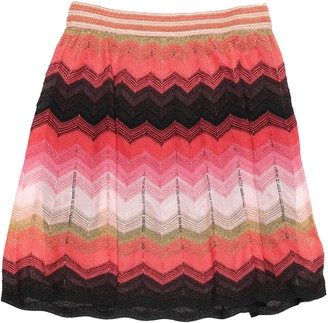 M Missoni Knee length skirts