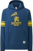 Uniqlo Men Disney Collection Sweat Pullover Hoodlie