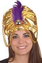 Jacobson Hat Company Women's Metallic Arabian Prince Princess Hat