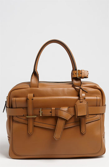 Reed Krakoff 'Fighter' Leather Satchel