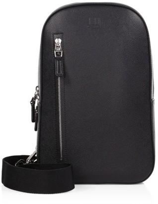 Dunhill Cadogan Leather Sling Bag