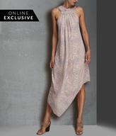 SABA Snake Print Dress