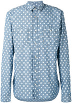 Just Cavalli star print shirt - men - Cotton - 48