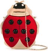 Charlotte Olympia ladybird shoulder bag - women - Acrylic/Metal (Other) - One Size