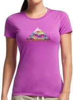 Icebreaker Tech Lite Playground T-Shirt - Merino Wool, Short Sleeve (For Women)