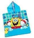SpongeBob Squarepants Hooded Poncho Bath / Beach Towel