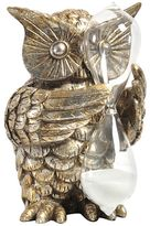 Element Owl Hourglass Holder