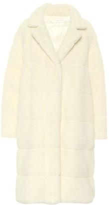 Moncler Bagaud reversible faux shearling coat