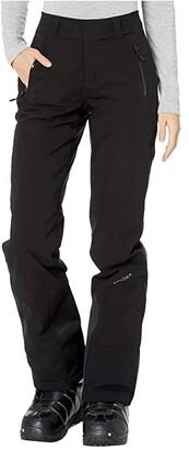 Spyder Winner GTX Pants (Black) Women's Outerwear