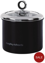 Morphy Richards Small Storage Canister - Black