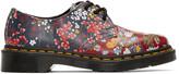 Dr. Martens Multicolor Floral Mix 1461 FC Derbys