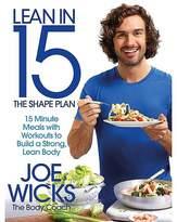 Fashion World Joe Wicks Lean in 15 The Shape Plan