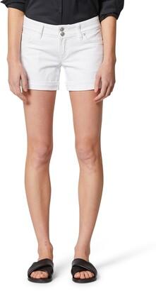 Hudson Croxley Cuff Denim Shorts