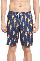 Bonobos Men's Print Board Shorts