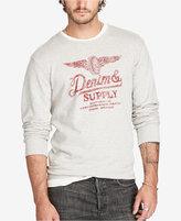 Denim & Supply Ralph Lauren Men's Graphic-Print Pullover