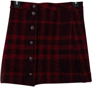 Burberry Other Wool Skirts
