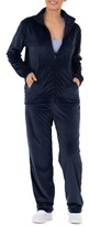Athletic Works Women's Athleisure Velour Tracksuit