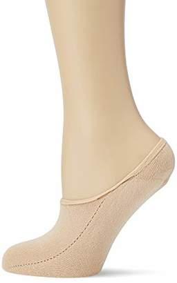 Nur Die Women's Thermo Füßli Ankle Socks, White (Weiß 30), 8