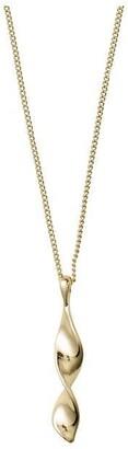Pilgrim Necklace : Elaine : Gold Plated