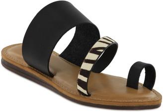 Mia Becki Toe Loop Slide Sandal