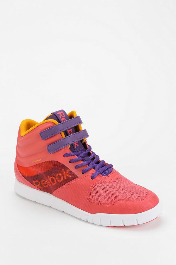 Reebok Dance Urlead High-Top Sneaker