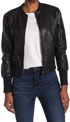 Noize Kyra Faux Leather Jacket
