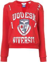RE/DONE varsity sweatshirt