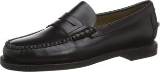 Sebago Women's Classic Dan W Loafers (Black 902) 5 UK